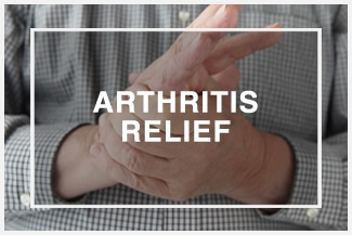 arthritis relief home page symptom box